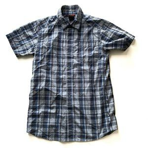 The North Face Short Sleeve Button Up Shirt Small
